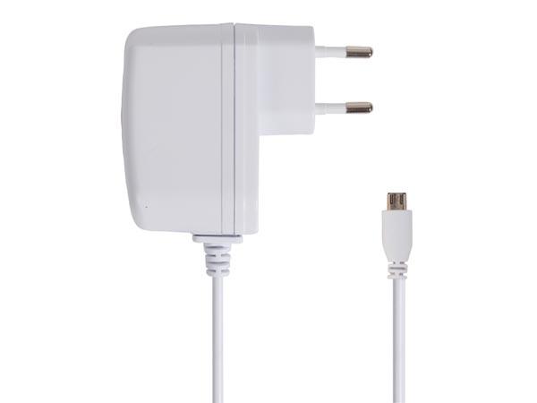 CARGADOR CONEXIÓN MICRO USB 5V 2.5A
