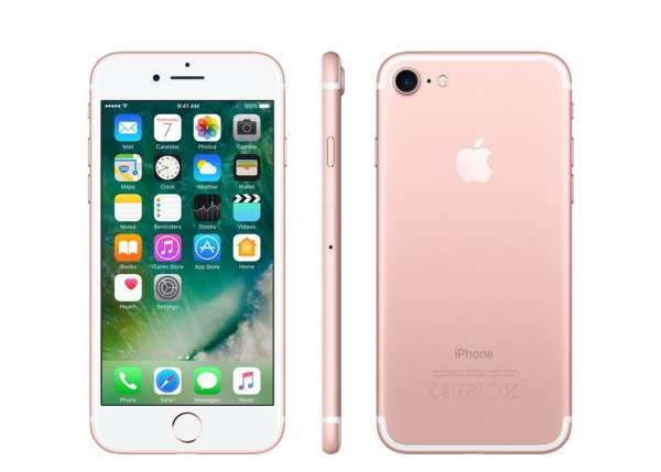 APPLE IPHONE 7 32GB ROSA SMARTPHONE LIBRE