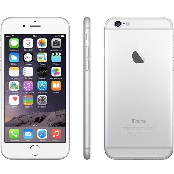 IPHONE 6 64GB PLATA LIBRE