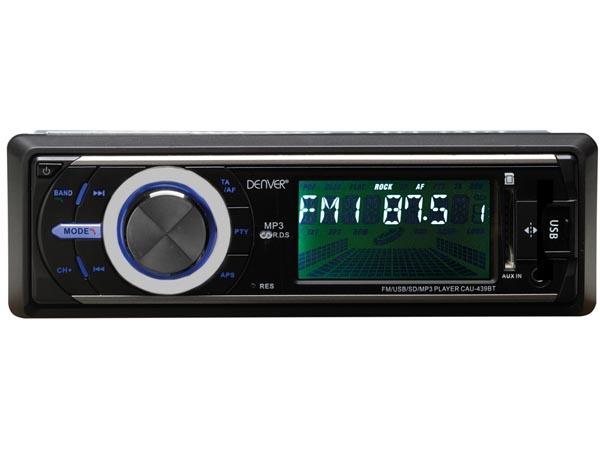 RADIO COCHE FM MP3 BLUETOOTH USB SD