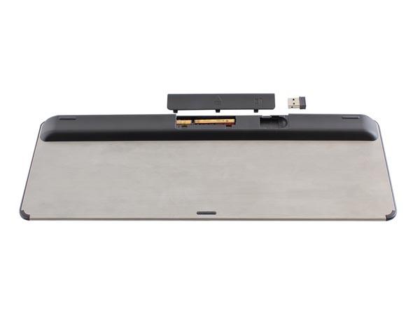TECLADO WIRELESS TOUCHPAD USB SMART TV
