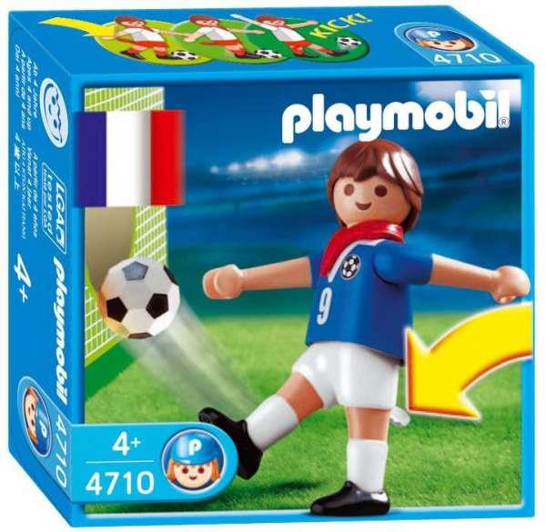 JUGADOR FRANCIA PLAYMOBIL 4710