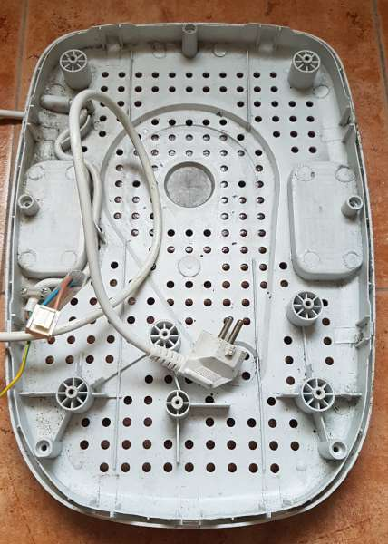 BASE CON CABLES CLATRONIC BBA 1077/2450/2605/2864/2866/3864/3365
