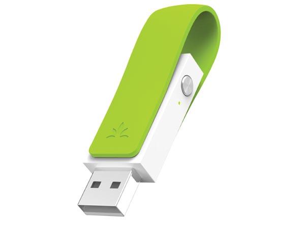 ADAPTADOR USB DE AUDIO INALÁMBRICO APTX™ LOW LATENCY