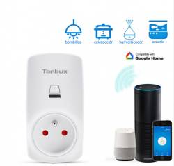 ENCHUFE WIFI CONTROL REMOTO PARA ANDROID IOS