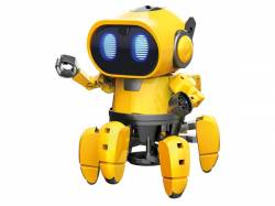 TOBBIE EL ROBOT