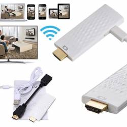 MIRACAST TV HDMI WIFI DISPLAY DONGLE RECEPTOR 1080P AIRPLAY DLNA