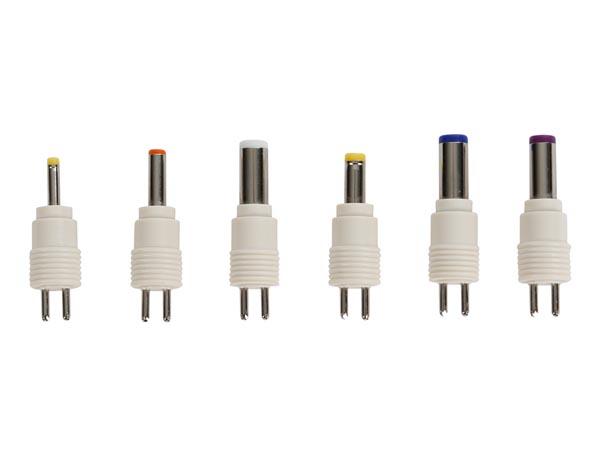 FUENTE ALIMENTACIÓN CONMUTADA 100 240V 3 BIS 12 VDC 2.5 A + 6 CONECTORES
