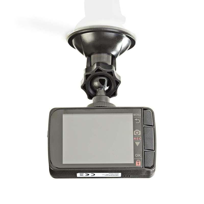 CÁMARA COCHE FULL HD 1080P A 30FPS 2.4 VISIÓN DE 140°