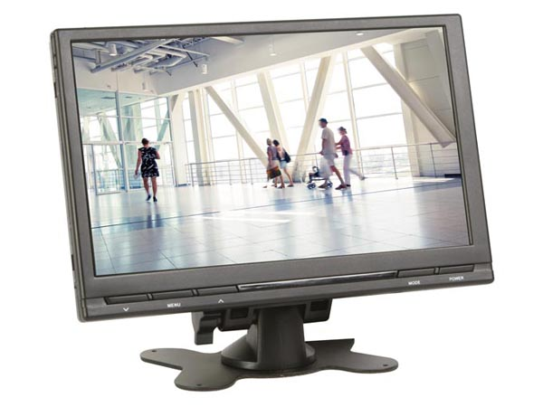 MONITOR DIGITAL TFT-LCD 9 16:9 4:3 MANDO A DISTANCIA