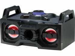 BTB-60 ALTAVOZ BLUETOOTH® BOOMBOX FM Y LEDS MULTICOLOR