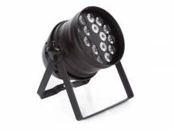 LED PAR 64 RGBW 24W NEGRO DMX