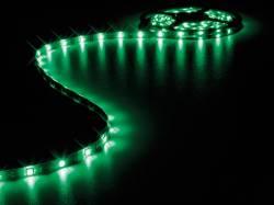 CINTA LEDS FLEXIBLE VERDE 150 LEDS 5 METROS 12V