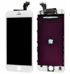 PANTALLA COMPLETA IPHONE 6 BLANCA BLANCO TACTIL DIGITALIZADOR + LCD + MARCO