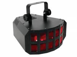 EFECTO DOBLE DERBY LEDS COLORES RGB