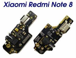 PLACA CARGA XIAOMI REDMI NOTE 8 CONECTOR USB ANTENA MICROFONO PUERTO PIN
