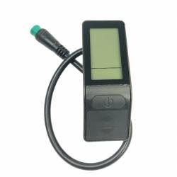 PANTALLA EBIKE 24V/36V/48V KT LCD4 MINI KIT CONTROLADOR IMPERMEABLE