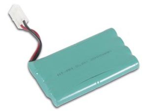 NIMH RACING PACK 9.6V-2000MAH