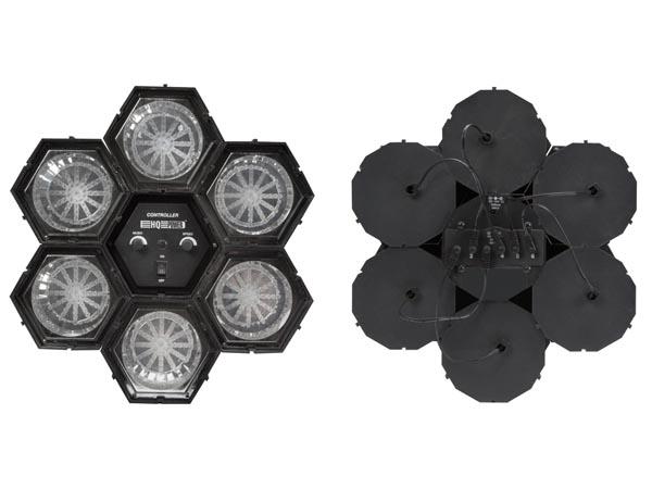 ÓRGANO DE LUZ MODULAR 6 X 47 LEDS