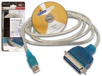 CABLE USB PARALELO (CENTRONIX)