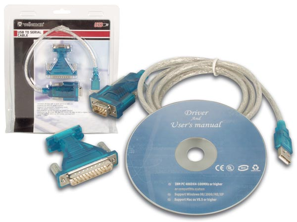 CABLE USB A SERIE
