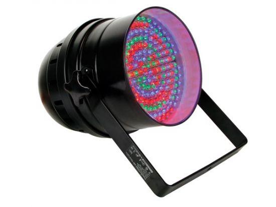 FOCO PAR64 CORTO CON LEDs 183 x LEDs 10mm