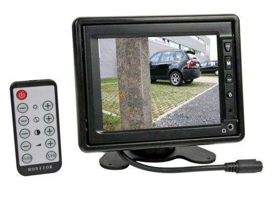 MONITOR TFT LCD 5.6 CON MANDO A DISTANCIA