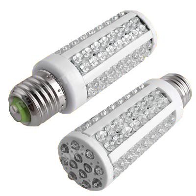 BOMBILLA E27 108 LEDS 5W LUZ BLANCA 390 LUMENES