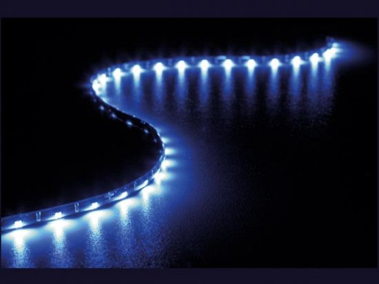 CINTA CON LEDS AZULES ANGEL EYES 12V