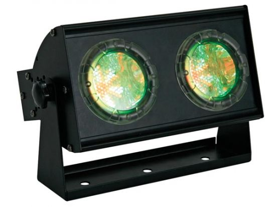 DOBLE FOCO CON LEDS 302 LEDS RGB