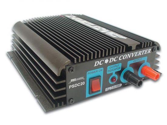 CONVERTIDOR DE 24VDC A 12VDC 20A