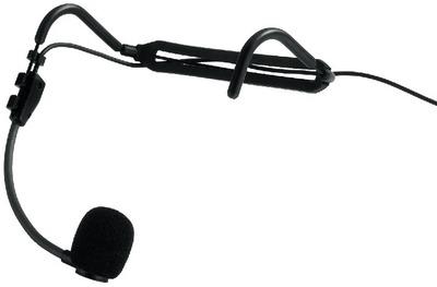 Micrófono de cabeza