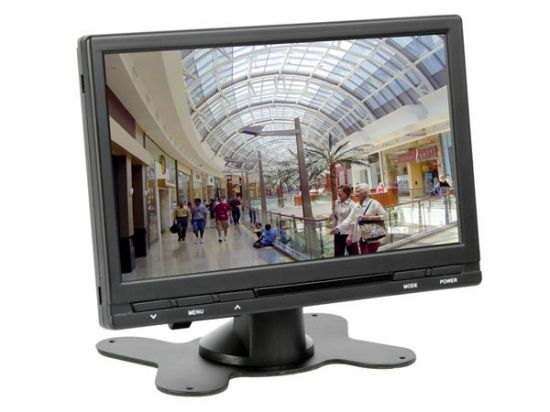 MONITOR DIGITAL TFT-LCD 7 CON MANDO A DISTANCIA 16:9 4:3