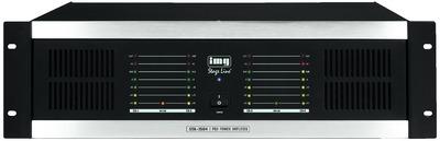 Amplificadores estéreo multicanal con limitador integrado