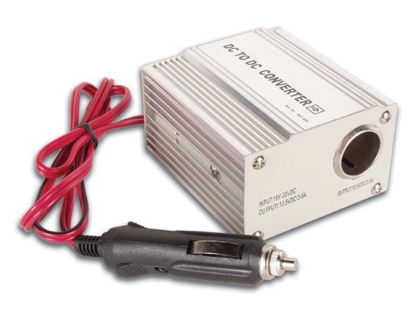 CONVERTIDOR DE 24VDC A 12VDC 5A