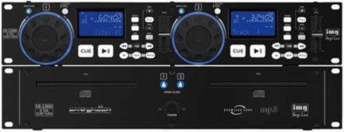 LECTOR CD/MP3 DJ DOBLE PROFESIONA