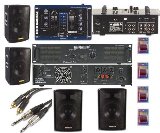 JUEGO DJ 3 1600W