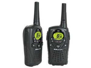 ALAN® K1 PMR446 BLISTER CON DOS WALKIE-TALKIES