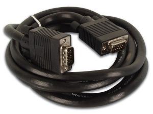 CABLE VGA MACHO SUBD15 MONITOR 5 METROS