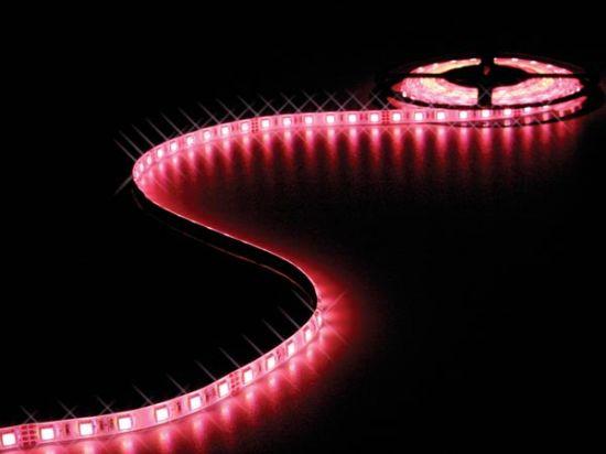 CINTA DE LEDS FLEXIBLE RGB 300 LEDS 5 METROS 24V