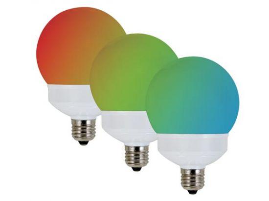 BOMBILLA RGB CON LEDS 5W E27
