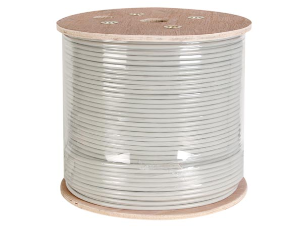 CABLE FTP CAT6 4 X 2 X 0.57MM 4 PARES TRENZADOS 305 METROS