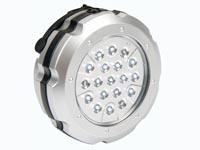 LINTERNA DE CAMPING CON LEDS RESISTENTE AL AGUA - 16 + 3 LEDS