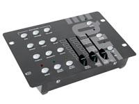 CONTROLADOR DMX RGB PARA PROYECTOR PAR CON LEDS