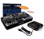 U-MIX CONTROL PACK (CONSOLA DE MEZCLA DJ USB U-MIX CONTROL + PROGRAMA DJ MIXVIBE
