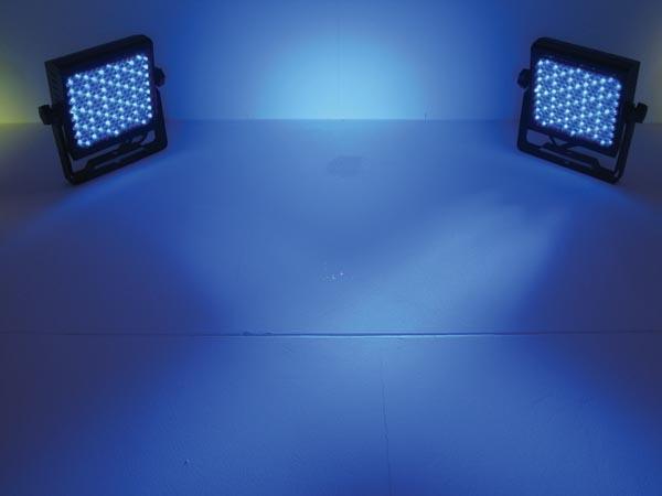 FOCO PLANO 270 LEDS 10MM
