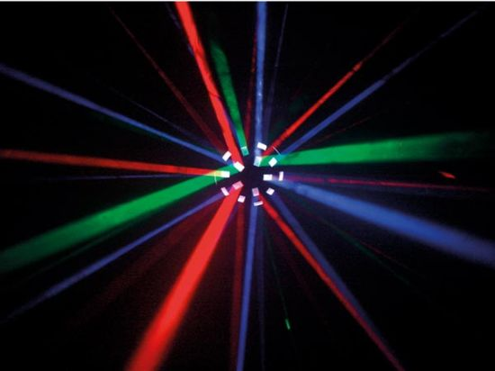 ARUZO MUSHROOM PRO 3 X LEDS RGB DMX