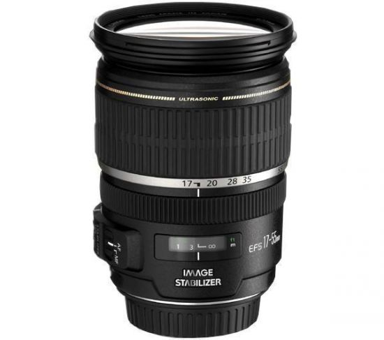 CANON OBJETIVO EF-S 17-55 F/2.8 IS USM