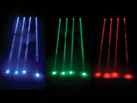 LED MAGIC BAR 4 X 64 LEDS RGB