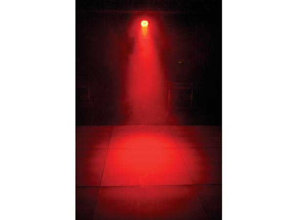 FOCO PAR56 LED INTELIGENTE DOBLE SOPORTE 108 LEDS 10MM DMX